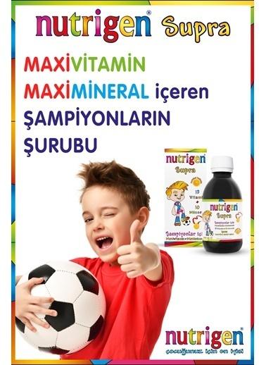 Nutrigen Nutrigen Supra Şurup 200 Ml + SaÇ Ve Vücut Şampuanı Hediyeli Renksiz
